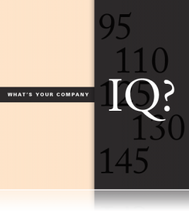 Financial Times IQ Campaign